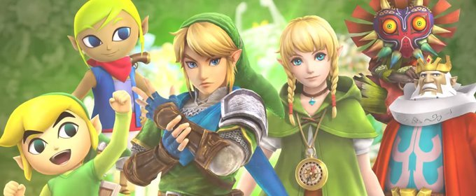 Trucos Hyrule Warriors Legends 3ds