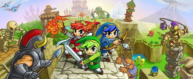 Trucos The Legend of Zelda Tri Force Heroes 3ds