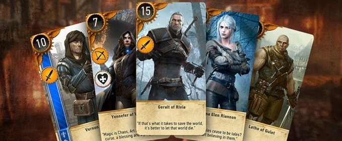 Trucos Gwent The Witcher Card Game ps4