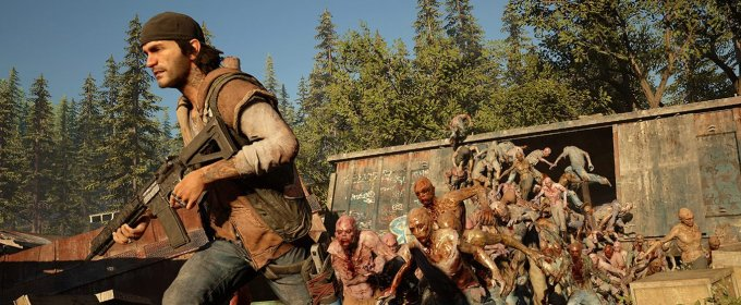 Cómo guardar armas en Days Gone