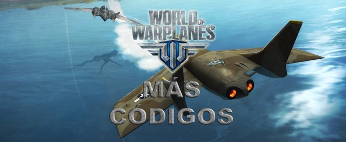 Más códigos para World of Warplanes