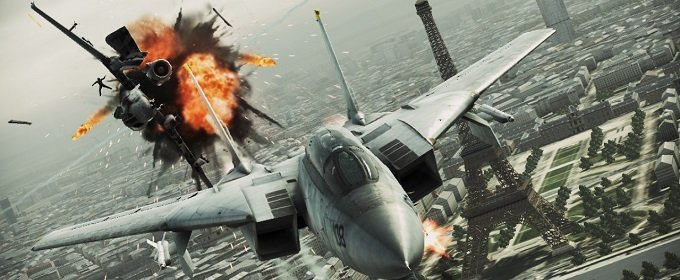 Ace Combat Assault Horizon Legacy+
