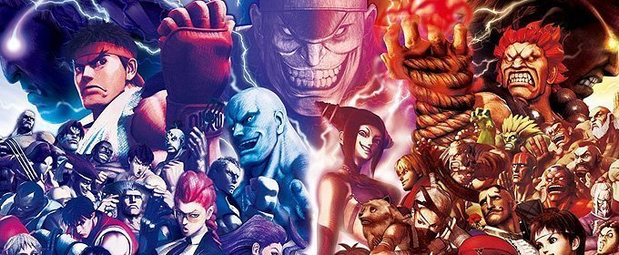 PlayStation 4 recibirá a Ultra Street Fighter IV en mayo