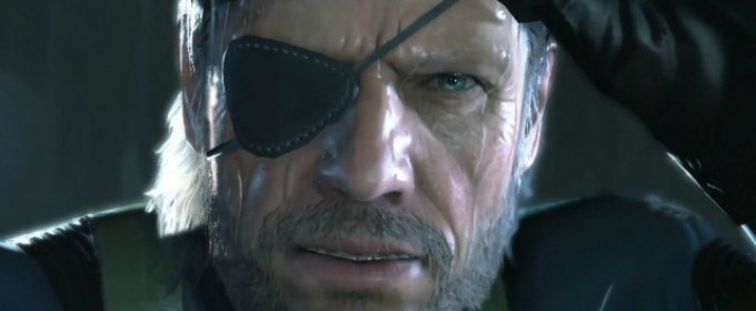 Metal Gear Solid: Ground Zeroes exhibe músculo