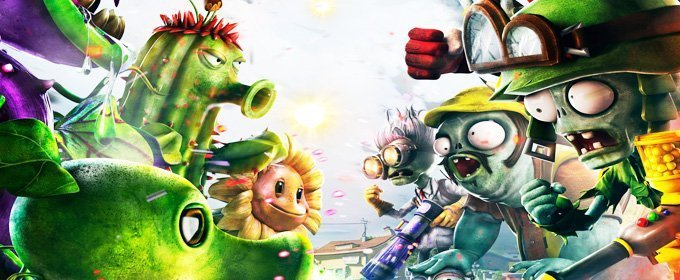 Plants vs Zombies Garden Warfare 2 podría estar en el E3 de Microsoft