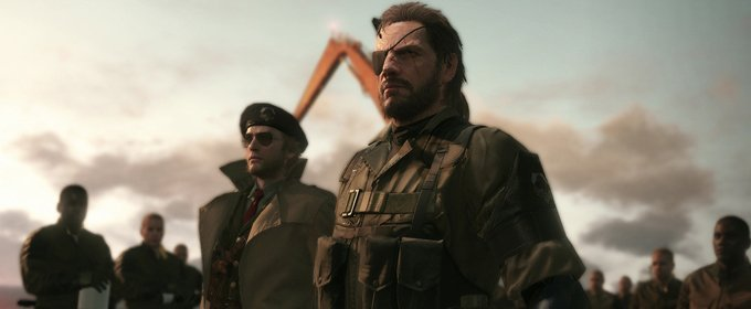 Metal Gear Solid V va a ser como Peace Walker