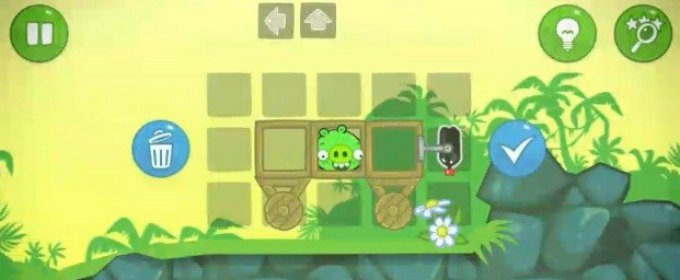 Rovio desvela Bad Piggies