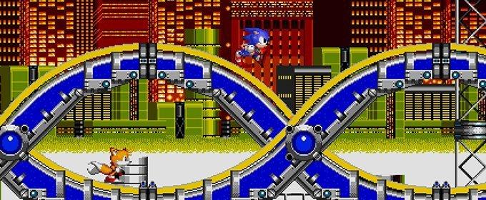 Sonic 2 llega en 3D a la eShop