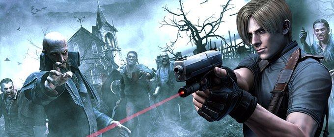 Resident Evil 4, el juego más reeditado