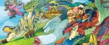 Monster Hunter Stories tiene pintaza