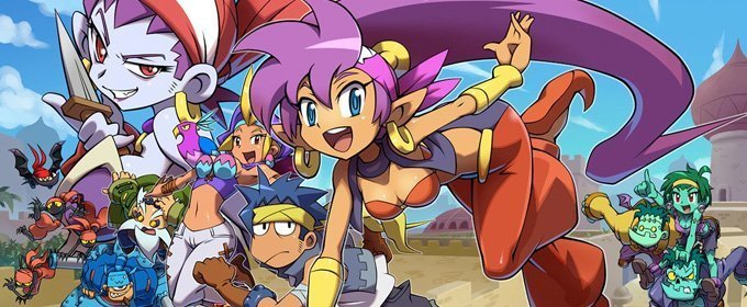 Shantae and the Pirate's Curse llegará a PS4 y Xbox One en marzo