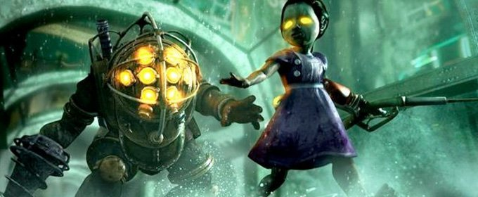 Bioshock: The Collection vuelve a ser nombrado