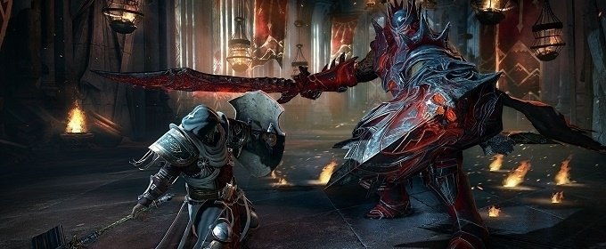 Lords of the Fallen llega a los Games with Gold