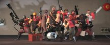 Antes que Overwatch, ahí estaba Team Fortress 2