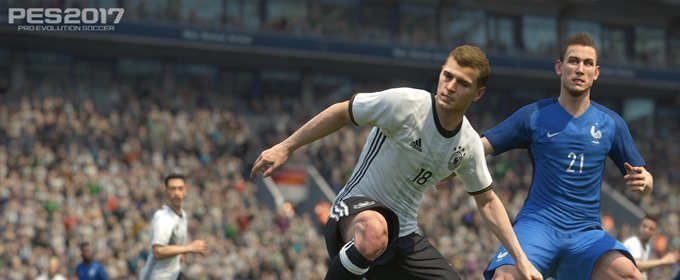 La Demo de PES 2017 ya está disponible