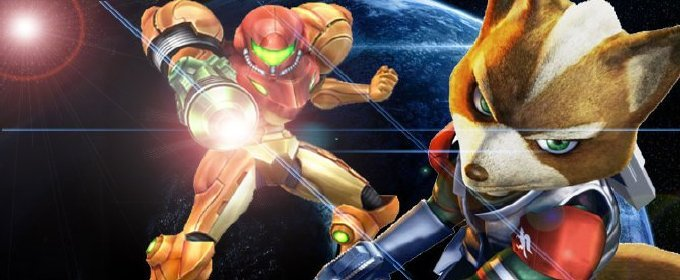 Crossover entre Star Fox y Metroid