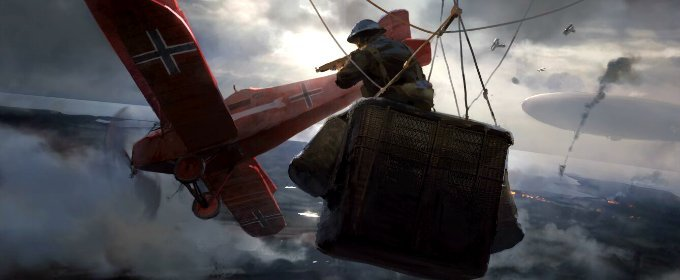 Battlefield 1 presenta su campaña en video