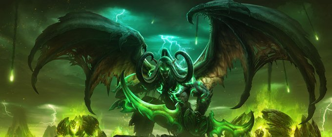 Primera gran actualización para World of Warcraft: Legion