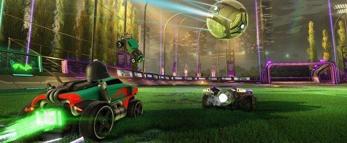 Rocket League continúa batiendo récords de usuarios