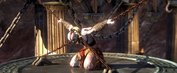 Comienza el hype por God of War Ascension