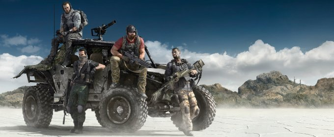 Prueba gratis Ghost Recon Wildlands