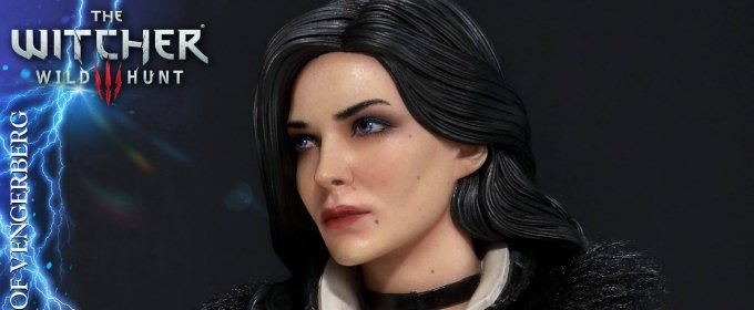 Prime 1 Studio anuncia una nueva estatua de Yennefer de The Witcher 3