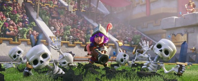 Clash Royale puede acabar con League of Legends