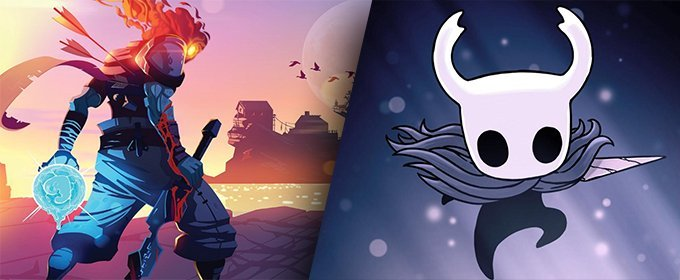 Dead Cells y Hollow Knight no son comparables