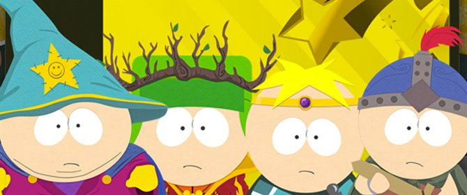[E3 2013] South Park: The Stick of Truth llegará en navidades