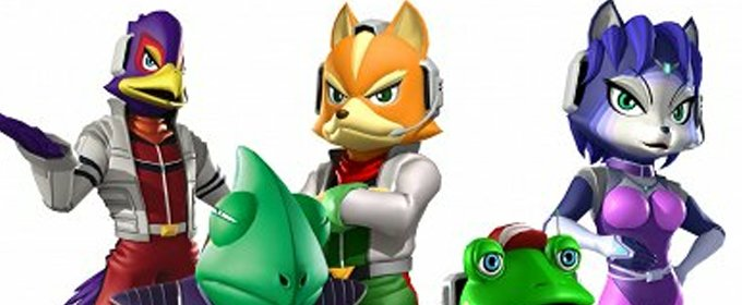 El crossover entre Metroid y Star Fox no existe