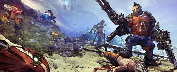 Borderlands 2 anunciado para PlayStation Vita