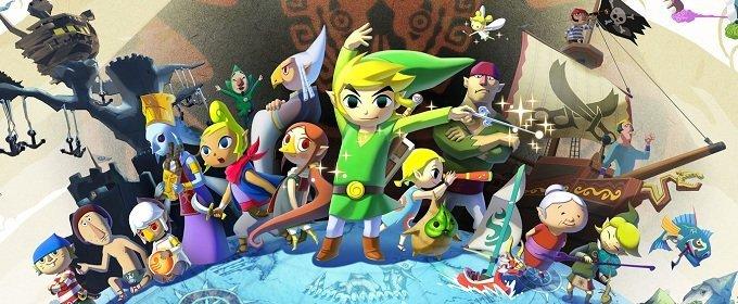 Repasamos la historia de The Legend of Zelda: Wind Waker HD en vídeo