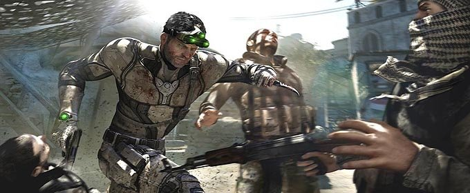 [E3 2012] Splinter Cell Blacklist luce palmito