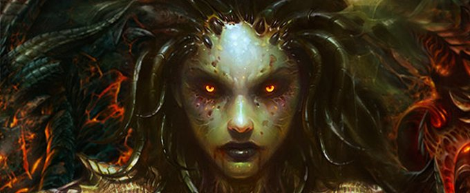 A StarCraft II: Heart of the Swarm le queda 1% de desarrollo...
