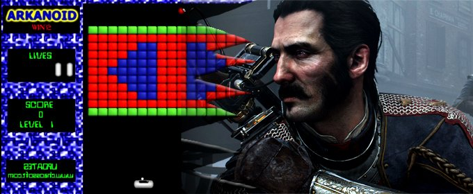 Evolución: de Arkanoid a The Order 1886.