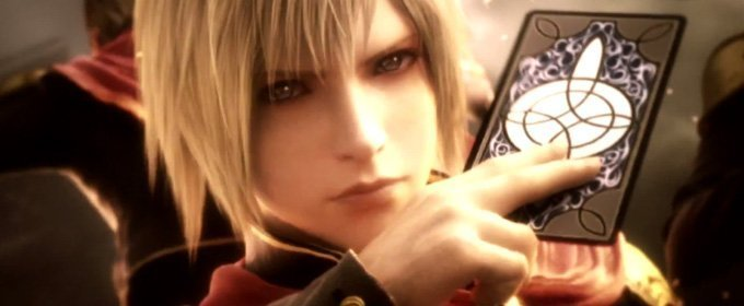 5 minutos de gameplay de Final Fantasy Type-0 HD